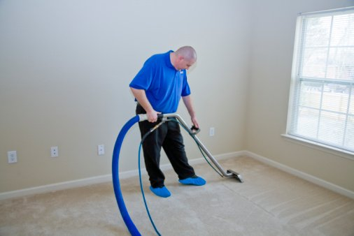 Cleaning after renovation